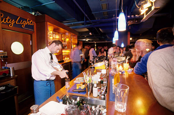 Austria vienna the city lights bar pictures getty images austria vienna the city lights bar aloadofball Gallery