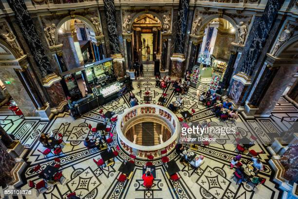 austria, vienna, interior - vienna austria stock pictures, royalty-free photos & images