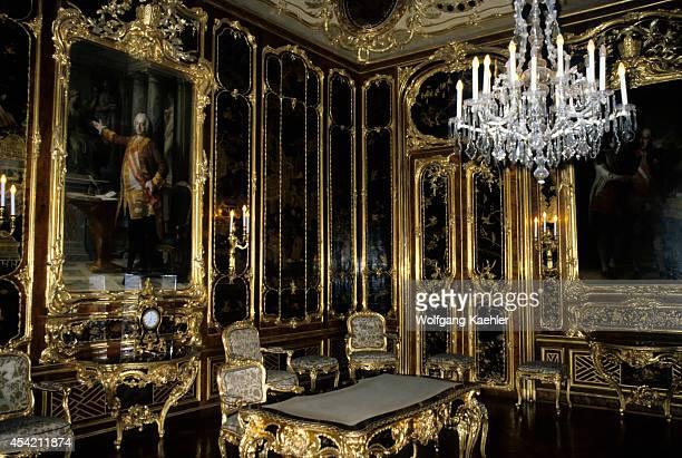 Austria Vienna Schoenbrunn Castle Interior