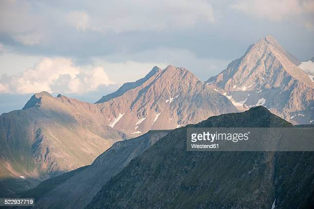 Austria, View to Grossglockner
