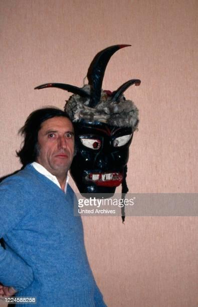 Austrian actor and politician Herbert Fux, Austria 1970s.