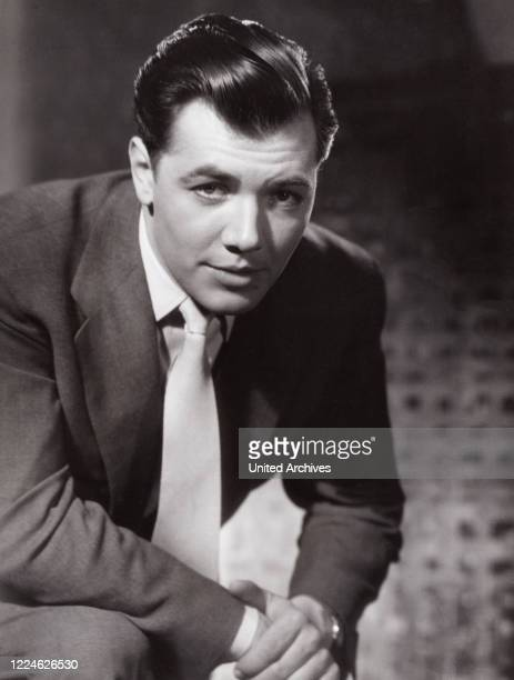 Austrian actor Gerhard Riedmann Germany 1965