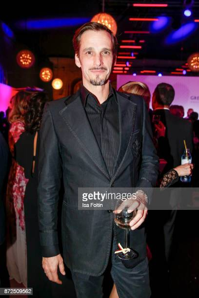 Austrian actor Max von Thun attends the GQ Men of the year Award 2017 after show party at Komische Oper on November 9 2017 in Berlin Germany