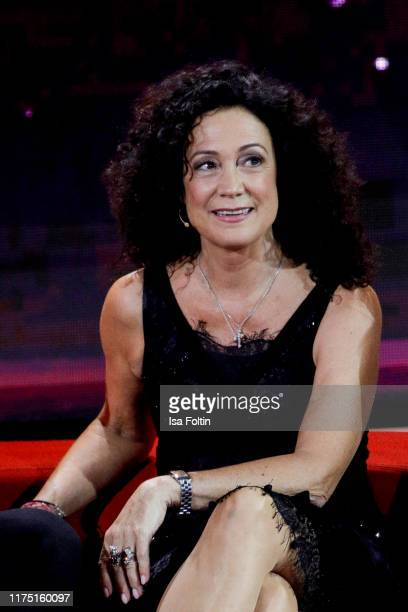 Austrian actress Barbara Wussow at Gottschalks Grosse 80er Show on September 6 2019 in Hanover Germany