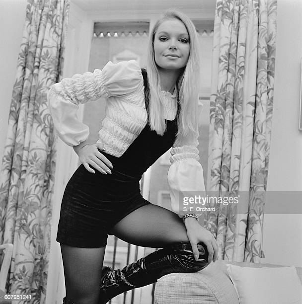 Austrian actress Eva RueberStaier 18th February 1971 She won the 1969 Miss World pageant as Miss Austria