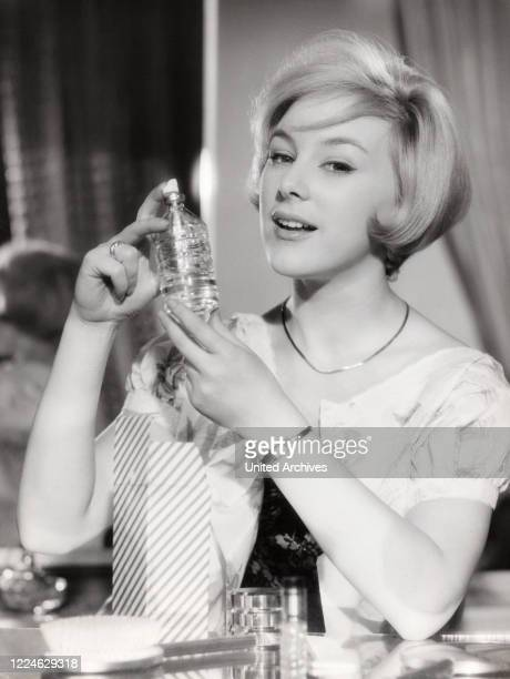 Austrian actress Heidelinde Weis Germany 1960s