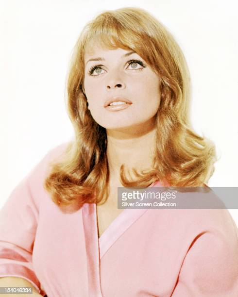 Austrian actress Senta Berger circa 1965