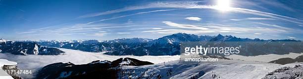 austrian alps panorama