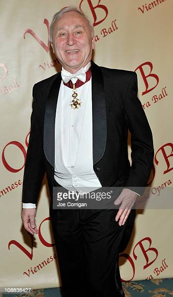 Austrian Ambassador to the US Christian Prosi attends the 56th annual Viennese Opera Ball at The Waldorf=Astoria on February 4 2011 in New York City