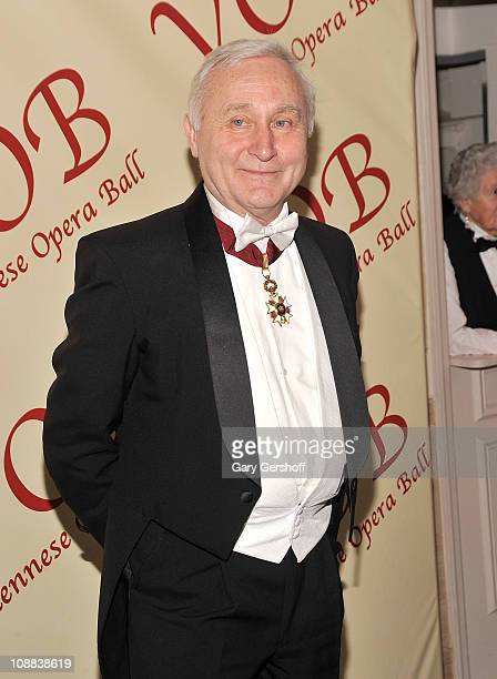 Austrian Ambassador to the US HE Christian Prosl attends the 56th annual Viennese Opera Ball at The Waldorf=Astoria on February 4 2011 in New York...