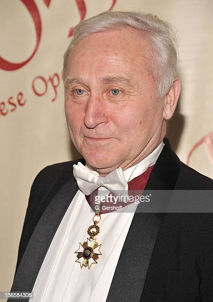 Austrian Ambassador to the U.S., H.E. Christian Prosl attends the 56th annual Viennese Opera Ball at The Waldorf=Astoria on February 4, 2011 in New...