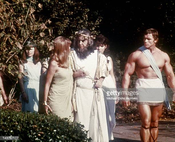 Arnold Schwarzenegger Pictures And Photos Getty Images