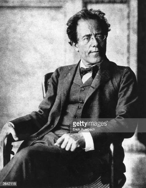 Austrian composer Gustav Mahler He attended the Vienna Conservatory where he studied composition and conducting He composed nine symphonies with a...