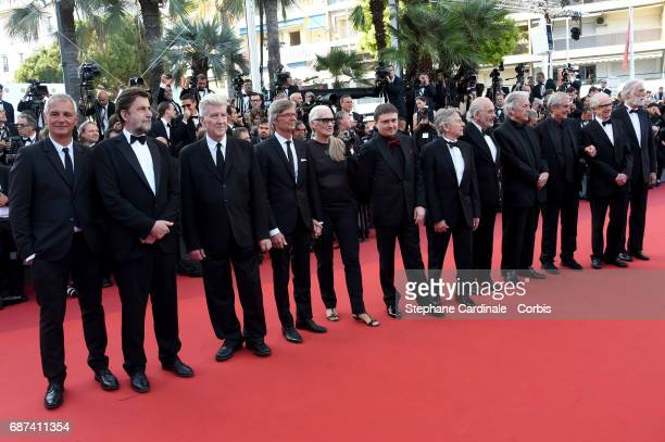 Austrian director Michael Haneke Italian director Nanni Moretti Greek director CostaGavras British director Ken Loach Romanian director Cristian...