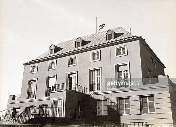 Austrian embassy in Ankara, one out of many buildings planned by Holzmeister since 1929 in the new capital of Turkey. Ankara. Photography by Ludwig...