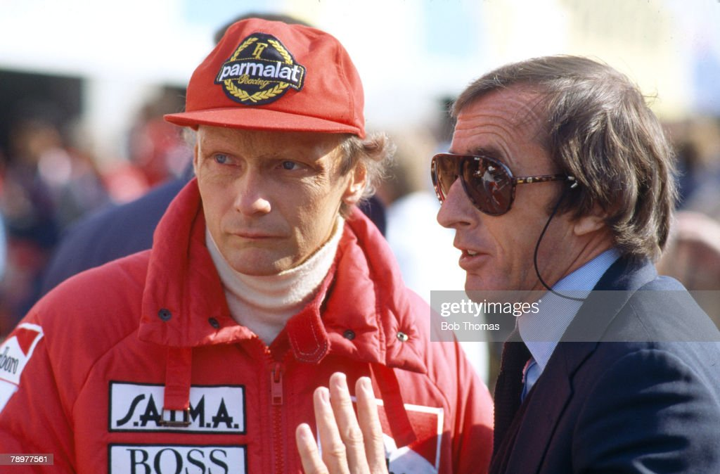 1984 Belgian Grand Prix : News Photo