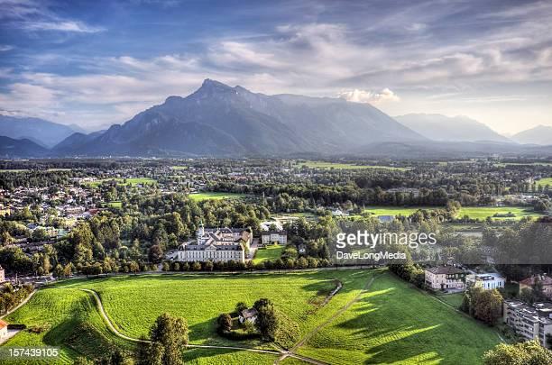 オーストリアの風景
