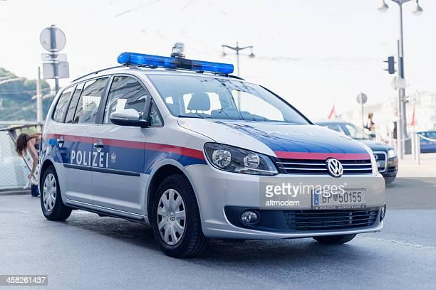 Österreichische Polizei Auto