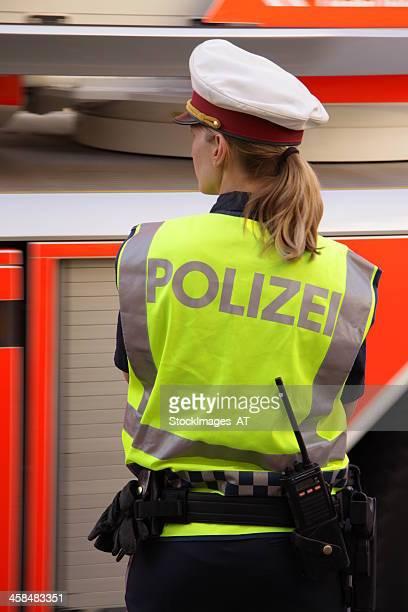 Österreichische police officer