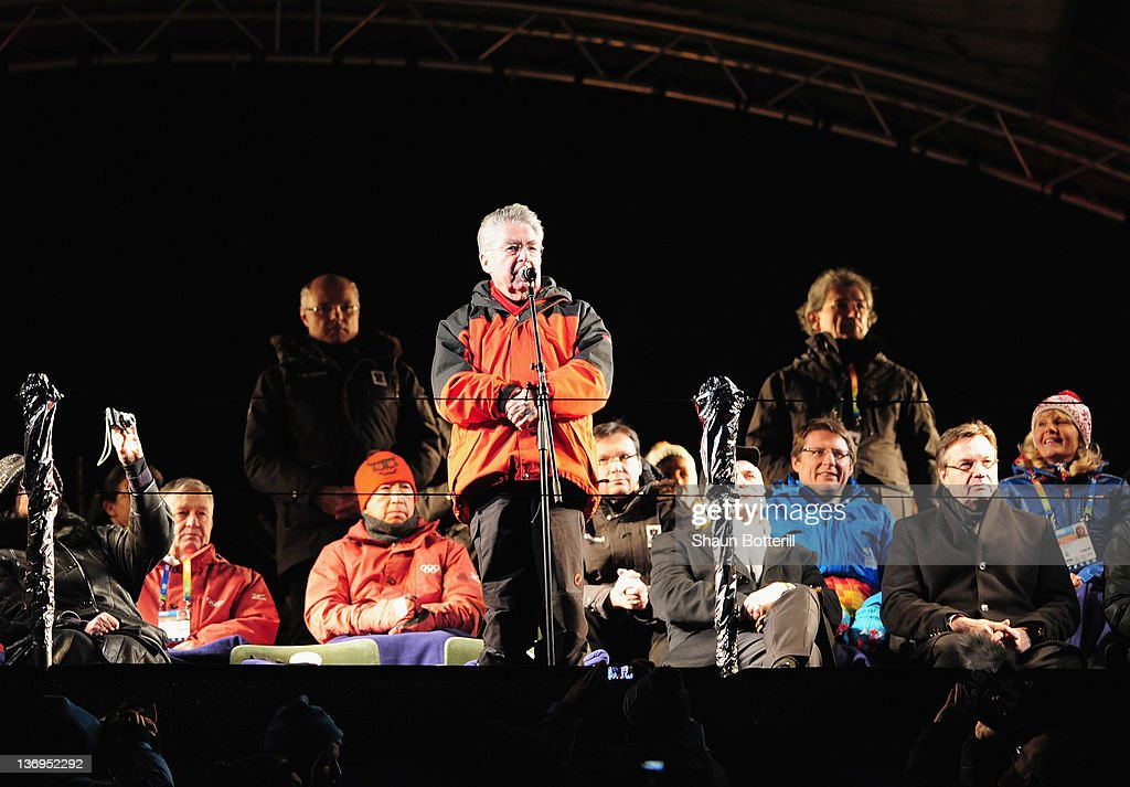 Winter Youth Olympic Games - Opening Ceremony : News Photo
