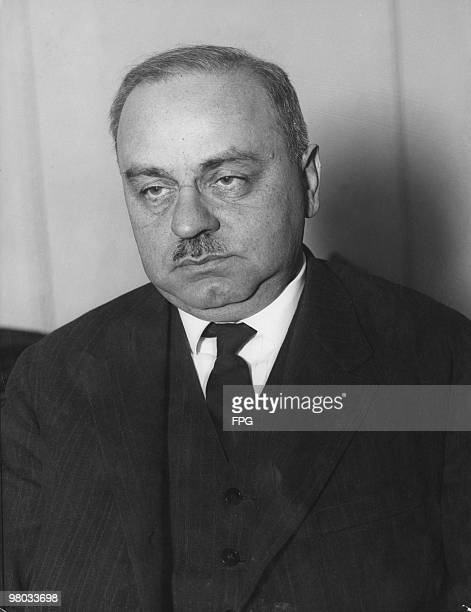 Austrian psychologist Alfred Adler circa 1930 An early collaborator with Sigmund Freud Adler later went on to found the psychological method of...