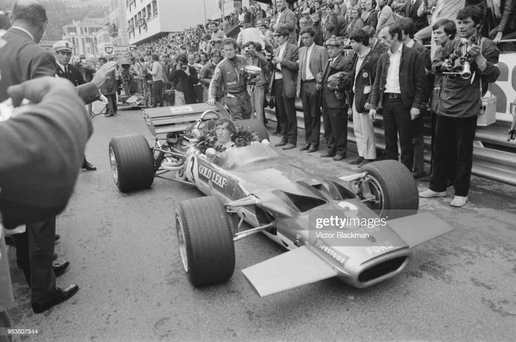 1970 Monaco Grand Prix : ニュース写真
