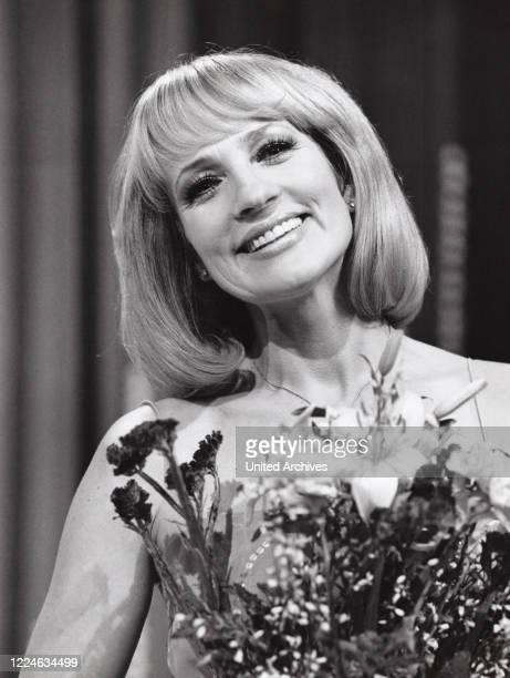 Austrian singer dancer and actress Dagmar Koller Germany circa 1979