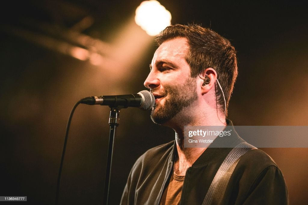 DEU: Josh Performs In Berlin
