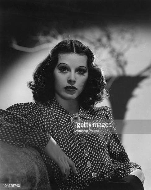 Austrian-born American actress Hedy Lamarr , 1939.