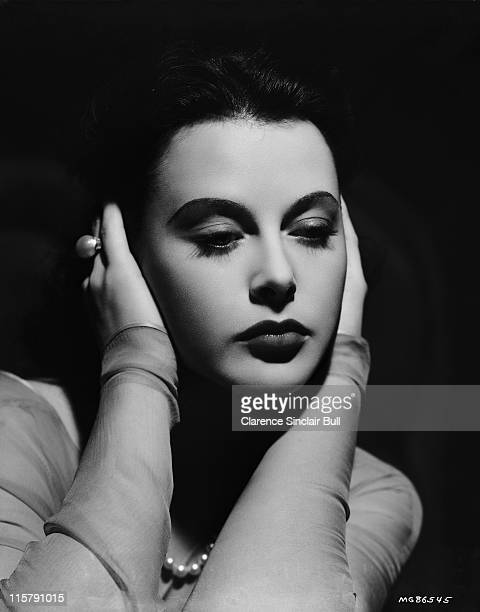 Austrian-born American actress Hedy Lamarr , 23rd September 1941.