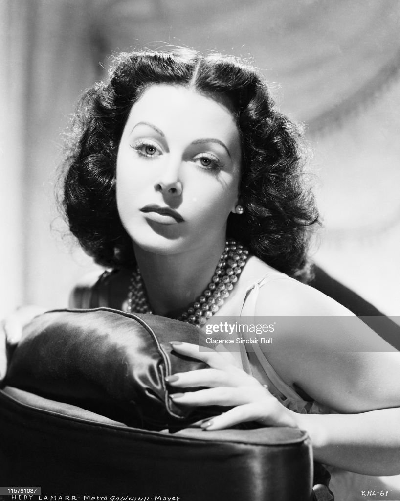 Hedy Lamarr : News Photo