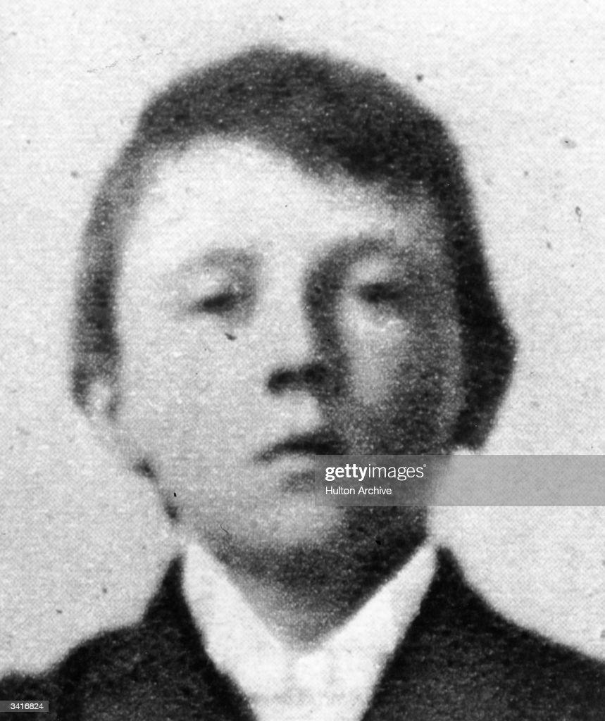 Boy Hitler : News Photo