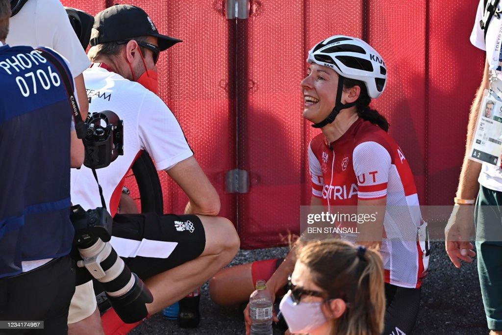 CYCLING-ROAD-OLY-2020-2021-TOKYO : Foto di attualità