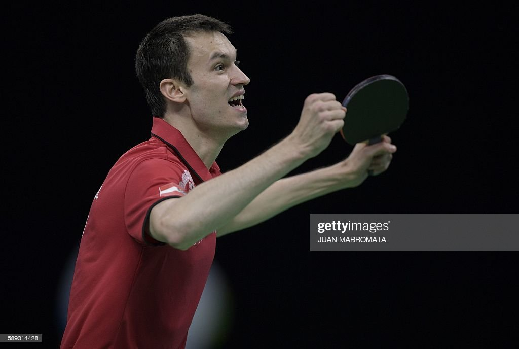Table Tennis - Olympics: Day 8