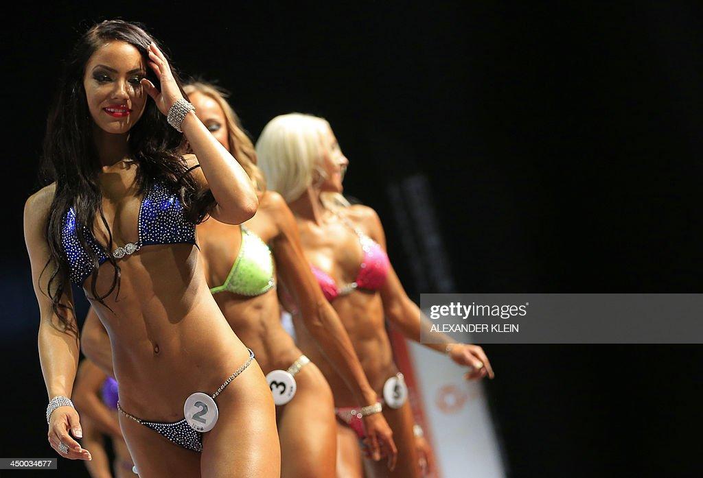 bikini fitness team sverige