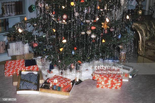 Authentic 1950s Christmas Tree