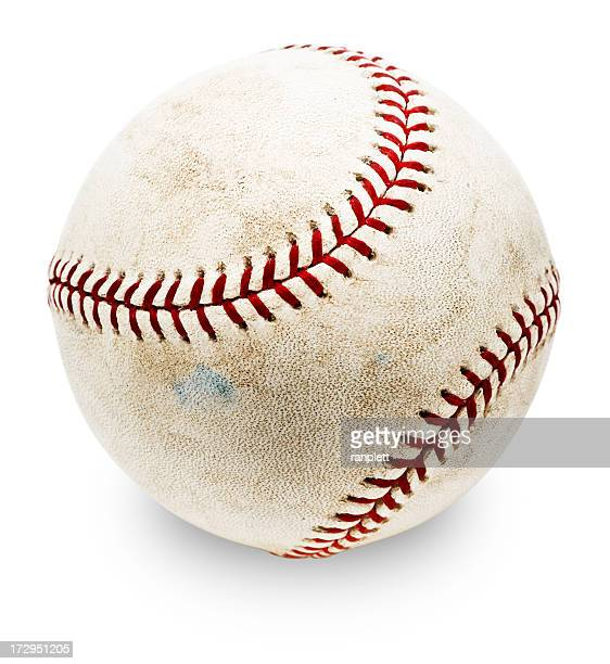 Authentische MLB Baseball (with Clipping Path