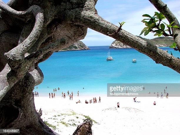 Authentic tropical beach!