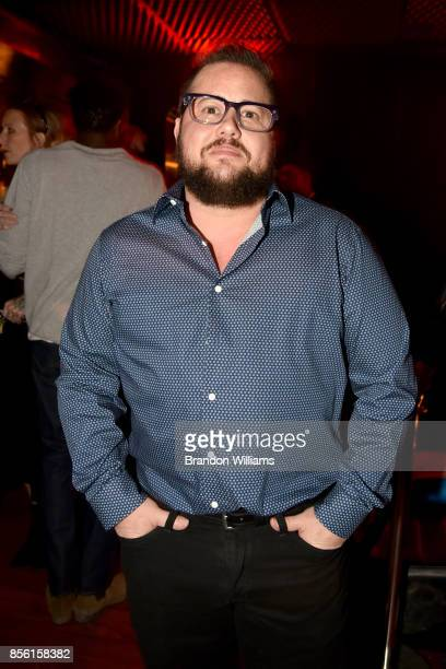 Author / activist Chaz Bono attends the book launch party for Inside Studio 54 at The Standard Hotel on September 30 2017 in Los Angeles California