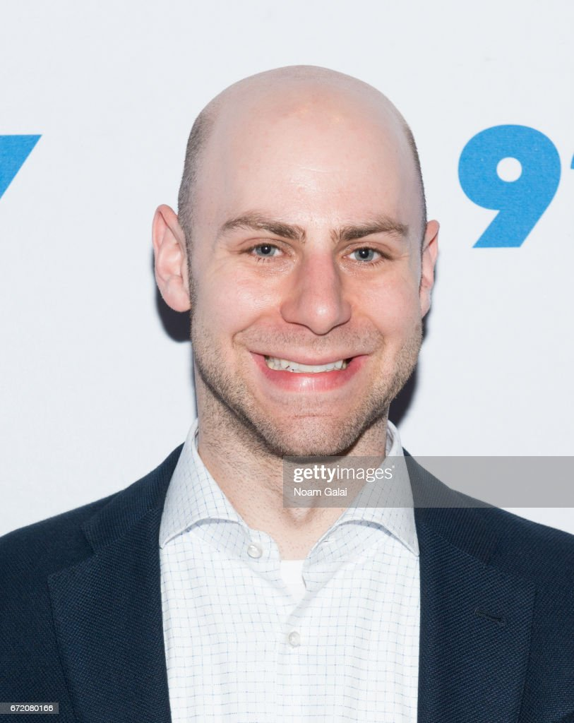 Author Adam Grant visits 92nd Street Y on April 23, 2017 in New York City.