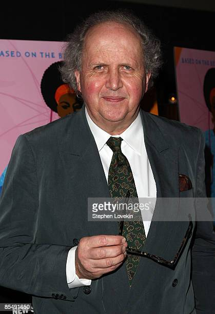 Author Alexander McCall Smith attends a special screening of the HBO series '#1 Ladies Detective Agency' in the Time Warner Screening Room at One...