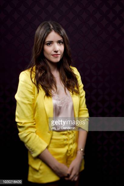 Author Alexandra Bracken from 'The Darkest Minds' is photographed for Los Angeles Times on July 21 2018 in San Diego California PUBLISHED IMAGE...