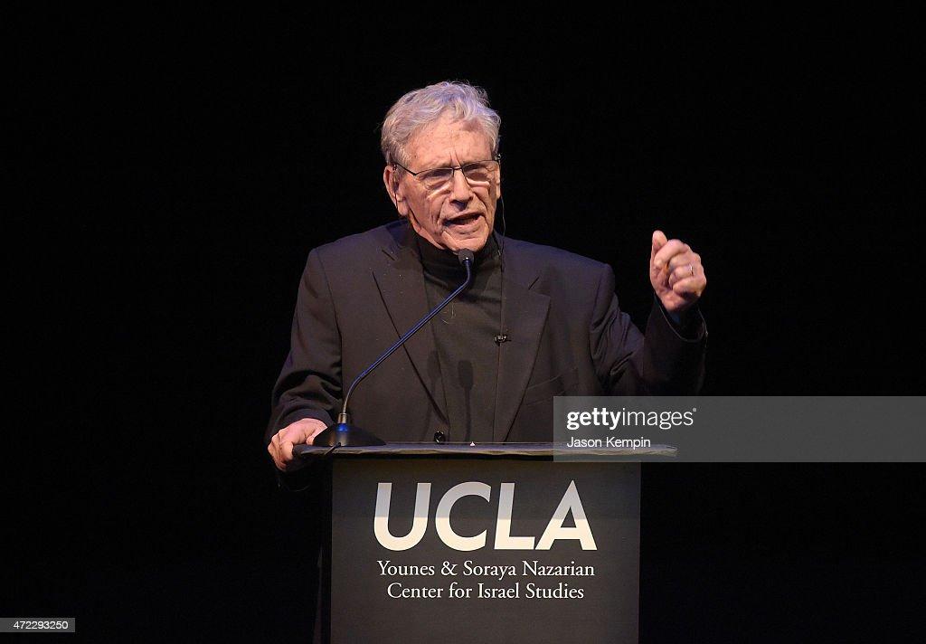 UCLA Younes & Soraya Nazarian Center For Israel Studies 5th Annual Gala - Show : News Photo
