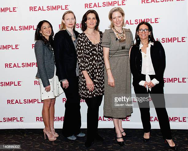 Author Amy Chua Ruth Davis Konigsberg Senior Editor of TIME Claire Shipman ABC News Correspondent Kristin van Ogtrop Managing Editor Real Simple and...