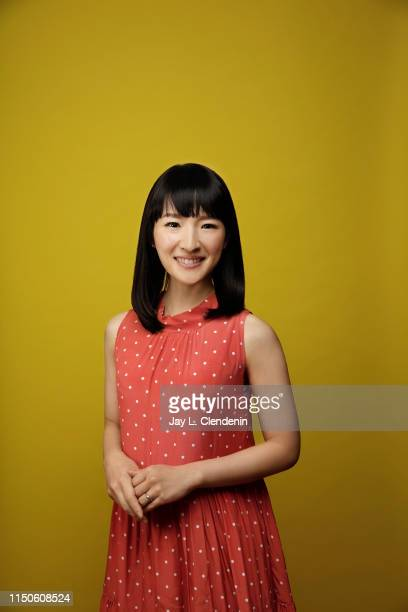 Author and decluttering guru Marie Kondo is photographed for Los Angeles Times on May 10 2019 in West Hollywood California PUBLISHED IMAGE CREDIT...