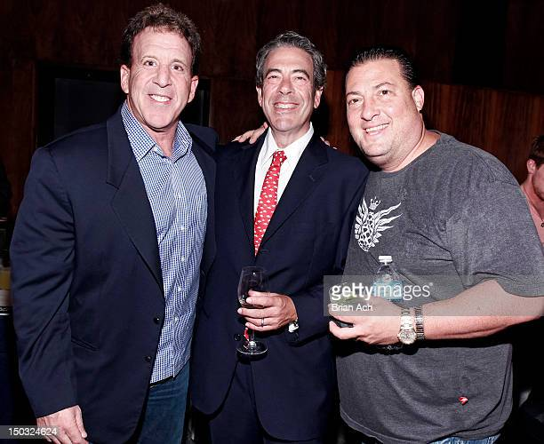 Author and fitness guru Jake Steinfeld President and CEO of the NFL Network and National Football League ExecutiveVice President of Media Steve...