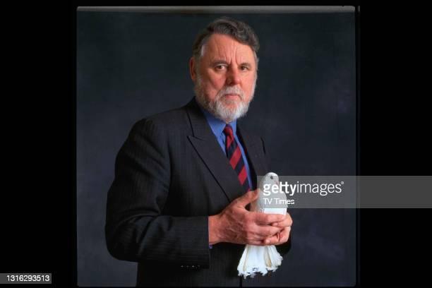 Author and humanitarian campaigner Terry Waite, circa 1998.