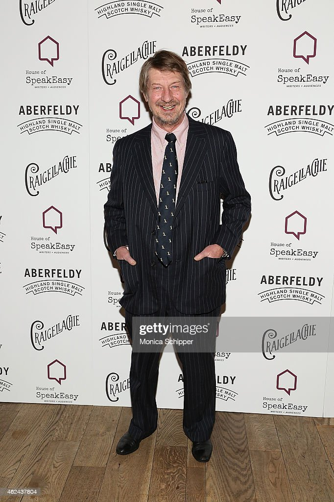Author and journalist P. J. O'Rourke attends the 2015 House Of SpeakEasy Gala at City Winery on January 28, 2015 in New York City.
