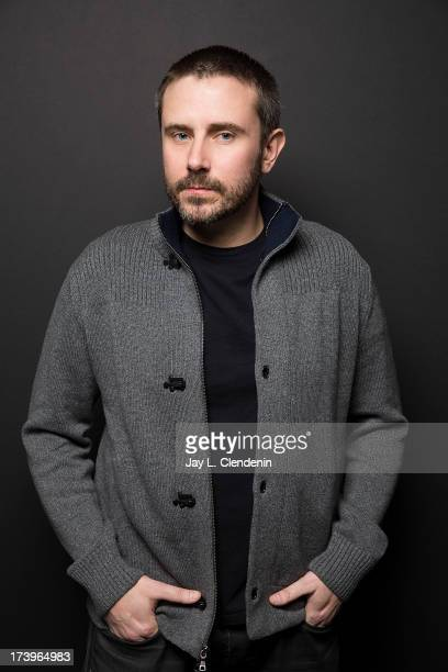 Author and National Security Correspondent Jeremy Scahill is photographed for Los Angeles Times on January 19 2013 in Park City Utah PUBLISHED IMAGE...