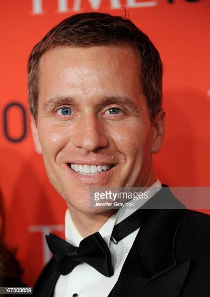 Author and Navy Seal Eric Greitens attends the 2013 Time 100 Gala at Frederick P. Rose Hall, Jazz at Lincoln Center on April 23, 2013 in New York...